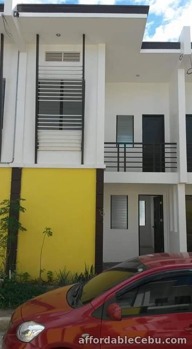 1st picture of New Townhouse For Rent in Pakigne Minglanilla For Rent in Cebu, Philippines
