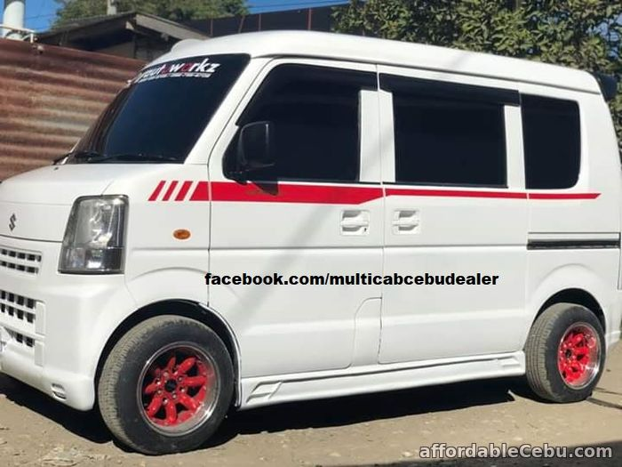 1st picture of Suzuki DA64v Transformer Minivan, Direct importer Surplus Japan For Sale in Cebu, Philippines
