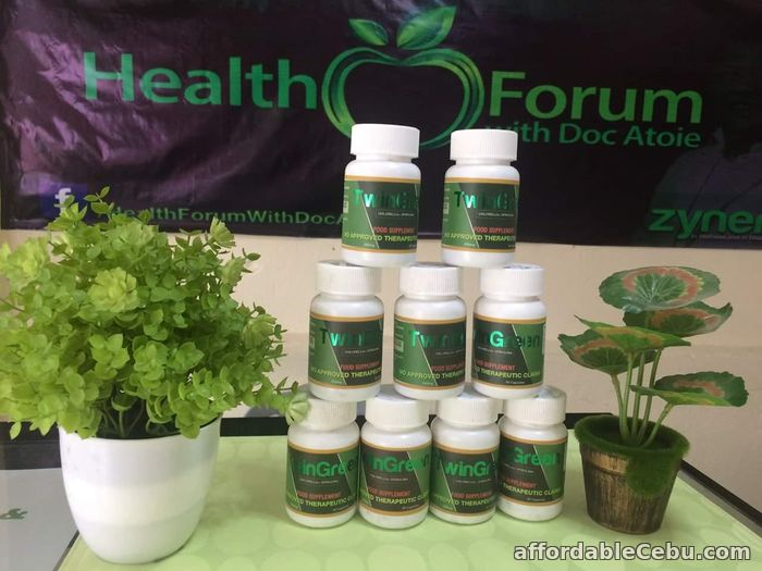 2nd picture of Zynergia Twingreen Spirulina + Chlorella Announcement in Cebu, Philippines
