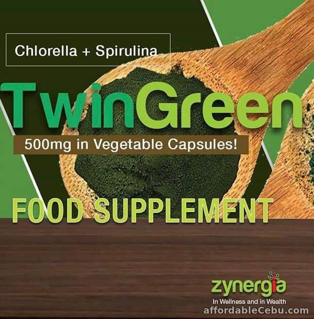 5th picture of Zynergia Twingreen Spirulina + Chlorella Announcement in Cebu, Philippines