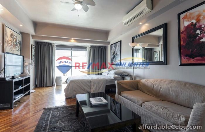 1st picture of FOR SALE: Studio Unit at Manansala Tower, Rockwell, Makati For Sale in Cebu, Philippines