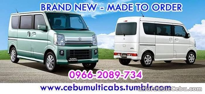 5th picture of Cebu Multicabs for Sale, Cebu Surplus, Multicabs for Sale, Cebu -Mactan, Philippines For Sale in Cebu, Philippines
