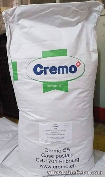 1st picture of Cremo Sweet Whey Powder Supplier For Sale in Cebu, Philippines