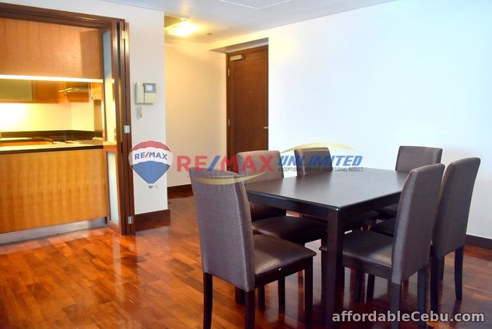2nd picture of FOR LEASE: 2 Bedroom Unit at The Residences at Greenbelt, Laguna Tower For Rent in Cebu, Philippines