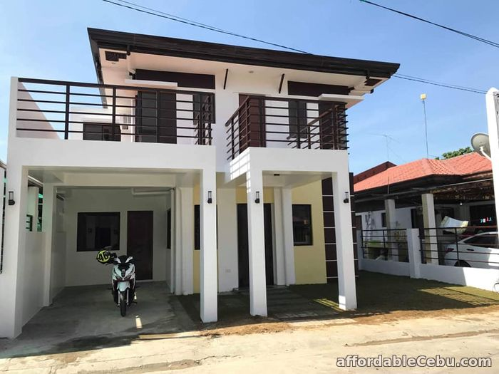 1st picture of House and Lot in Midori Plains Minglanilla Cebu Newly Renovated For Sale in Cebu, Philippines