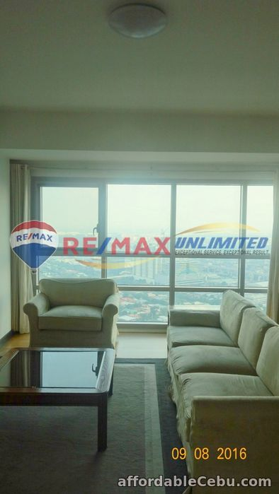 2nd picture of FOR LEASE: 2 Bedroom Unit at The Residences at Greenbelt, San Lorenzo Tower For Rent in Cebu, Philippines