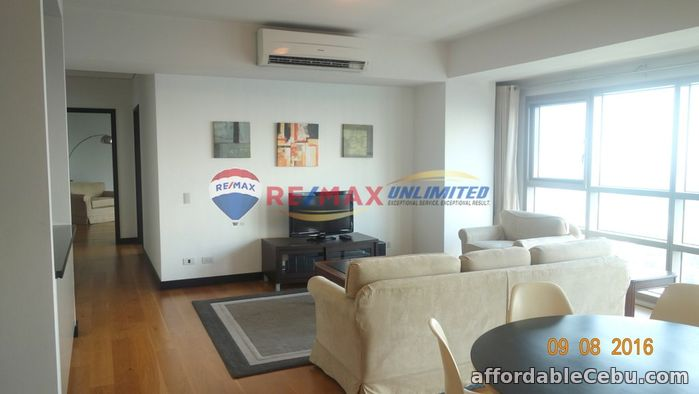 3rd picture of FOR LEASE: 2 Bedroom Unit at The Residences at Greenbelt, San Lorenzo Tower For Rent in Cebu, Philippines
