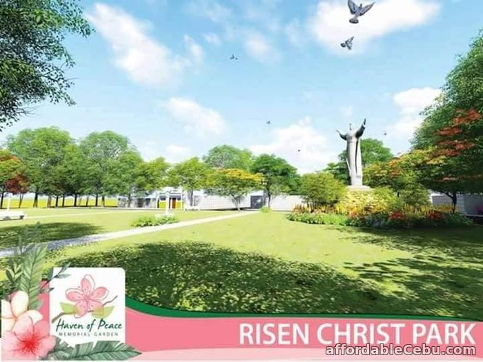 1st picture of Lawn Lot at Haven Of peace upto 30% promo discount, avail now. For Sale in Cebu, Philippines