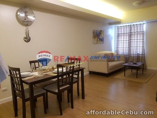 2nd picture of FOR LEASE: 1 BEDROOM UNIT, TWO SERENDRA, MERANTI TOWER For Rent in Cebu, Philippines