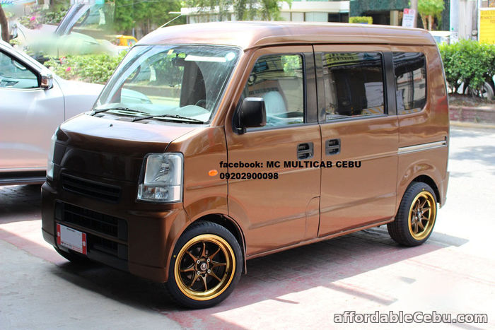 1st picture of Customized suzuki minivan da64v in Cebu direct japan importer For Sale in Cebu, Philippines