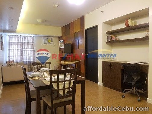 5th picture of FOR LEASE: 1 BEDROOM UNIT, TWO SERENDRA, MERANTI TOWER For Rent in Cebu, Philippines