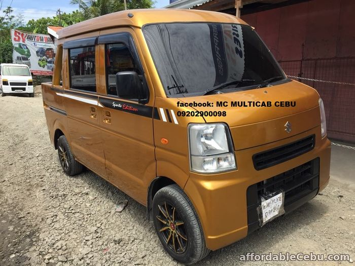 2nd picture of Customized suzuki minivan da64v in Cebu direct japan importer For Sale in Cebu, Philippines