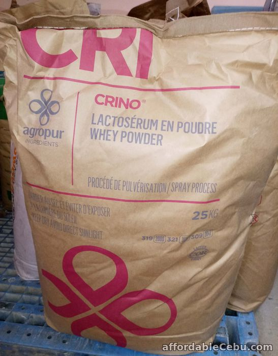 1st picture of Crino Sweet Whey Powder Supplier For Sale in Cebu, Philippines