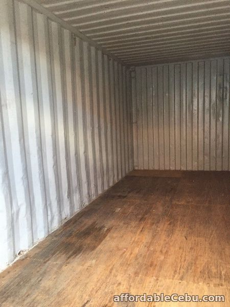 1st picture of 20 footer shipping container For Sale in Cebu, Philippines