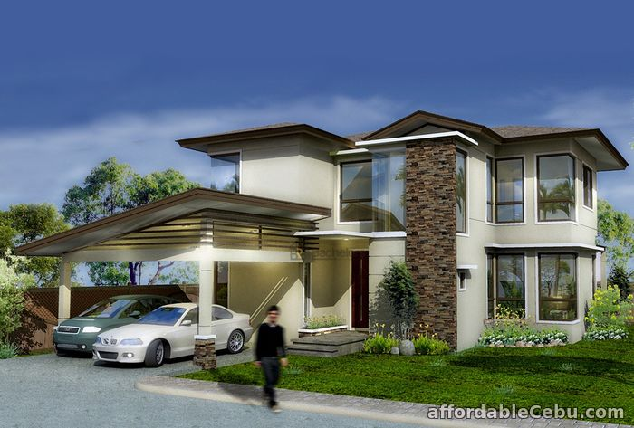 1st picture of a house and lot 4 bed rooms and 4 bathroom For Sale in Cebu, Philippines
