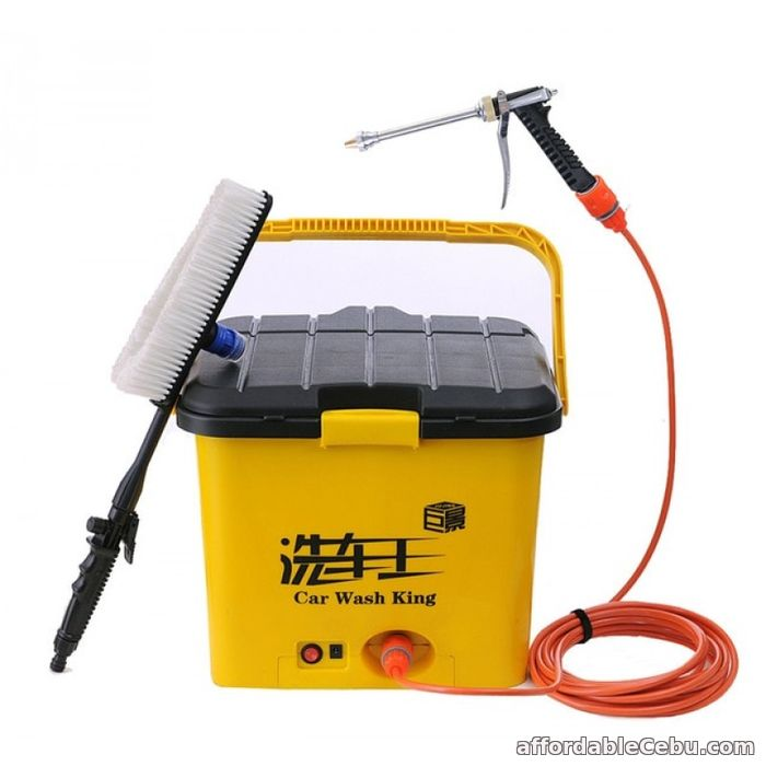 1st picture of High Pressure Portable Car Washer in Pakistan - Shoppe Me For Sale in Cebu, Philippines