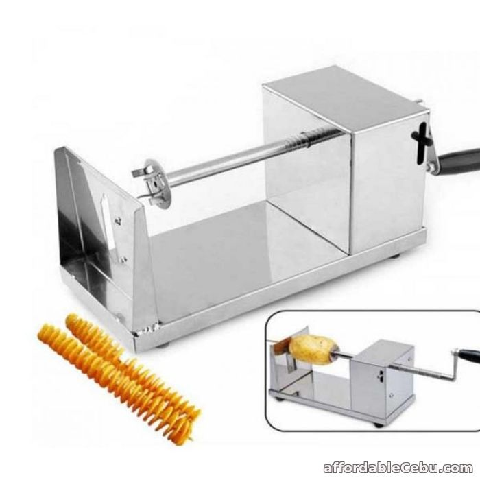 1st picture of Professional Stainless Steel Potato Slicer in Pakistan - Shoppe Me For Sale in Cebu, Philippines
