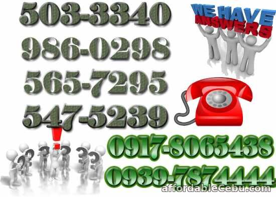 1st picture of FAIRVIEW QUEZON CITY malabanan siphoning declogging services 330 8661 Offer in Cebu, Philippines