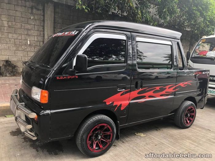 2nd picture of Double cabs Scrum- Cheapest, Top quality Multicabs For Sale in Cebu, Philippines
