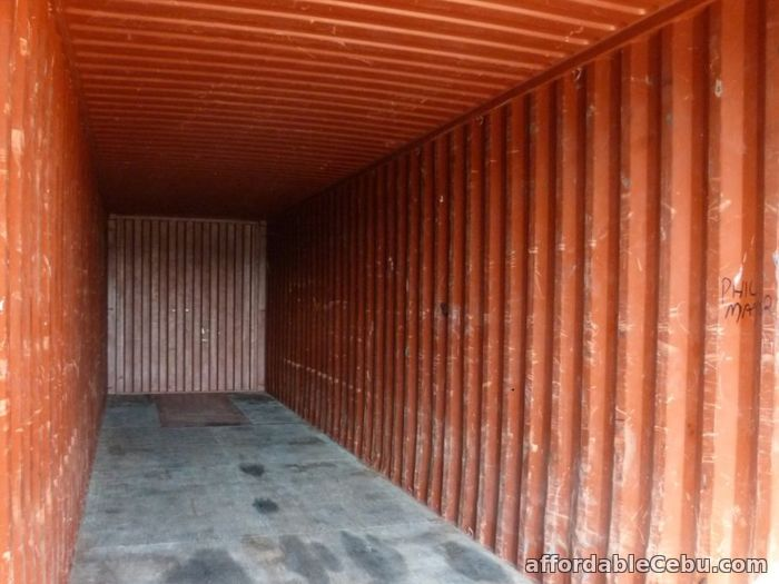 1st picture of 40'ft High Cube Container Van for Sale For Sale in Cebu, Philippines
