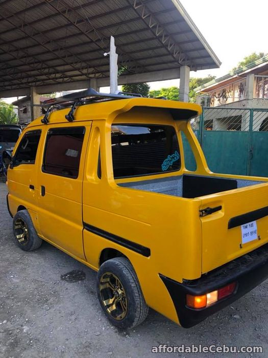 3rd picture of Double cabs Scrum- Cheapest, Top quality Multicabs For Sale in Cebu, Philippines