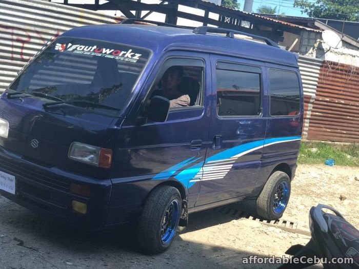 5th picture of 4x4 scrum Van- Cheap model yet adorable For Sale in Cebu, Philippines