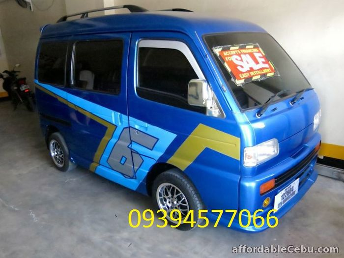 3rd picture of 4x4 scrum Van- Cheap model yet adorable For Sale in Cebu, Philippines