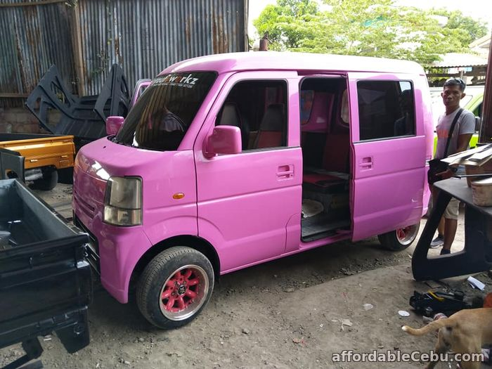 4th picture of Suzuki Multicab Vans -cheap yet elegant Vans For Sale in Cebu, Philippines