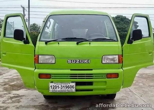 4th picture of 4x4 scrum Van- Cheap model yet adorable For Sale in Cebu, Philippines