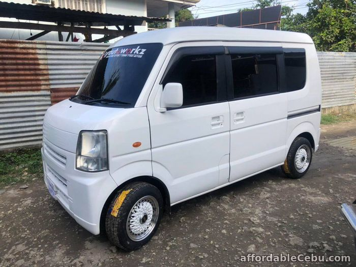 1st picture of Suzuki Multicab Vans -cheap yet elegant Vans For Sale in Cebu, Philippines