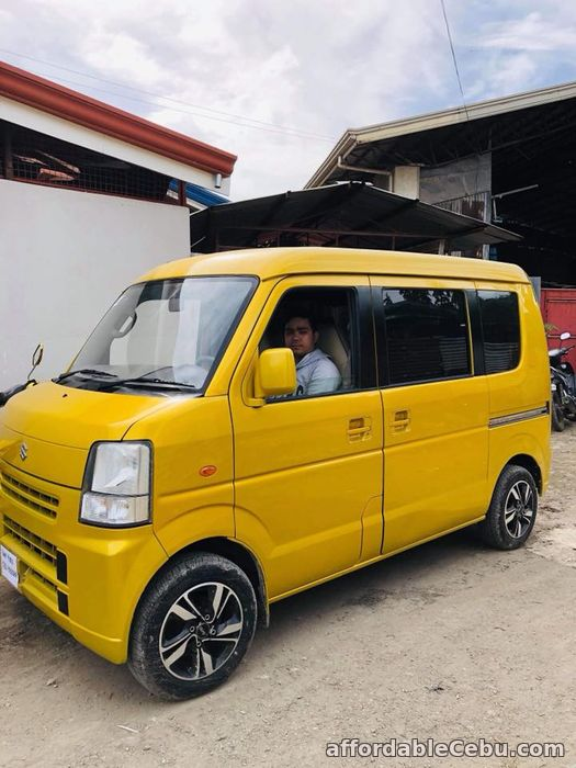 3rd picture of Suzuki Multicab Vans -cheap yet elegant Vans For Sale in Cebu, Philippines