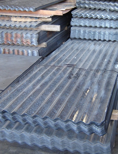 1st picture of Scrap Galvanized Iron (G.I.) Sheets Buyer in Cebu Offer in Cebu, Philippines