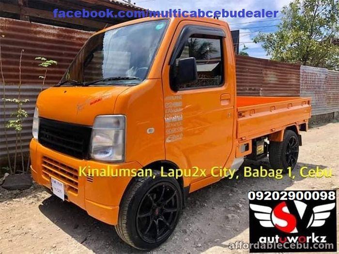 1st picture of Cheap Suzuki Multicab in Cebu, Direct importer Japan For Sale in Cebu, Philippines