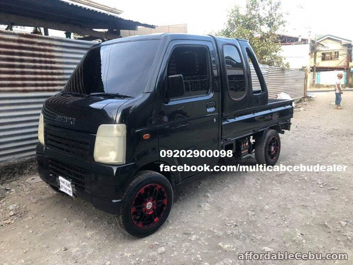 2nd picture of Cheap Suzuki Multicab in Cebu, Direct importer Japan For Sale in Cebu, Philippines