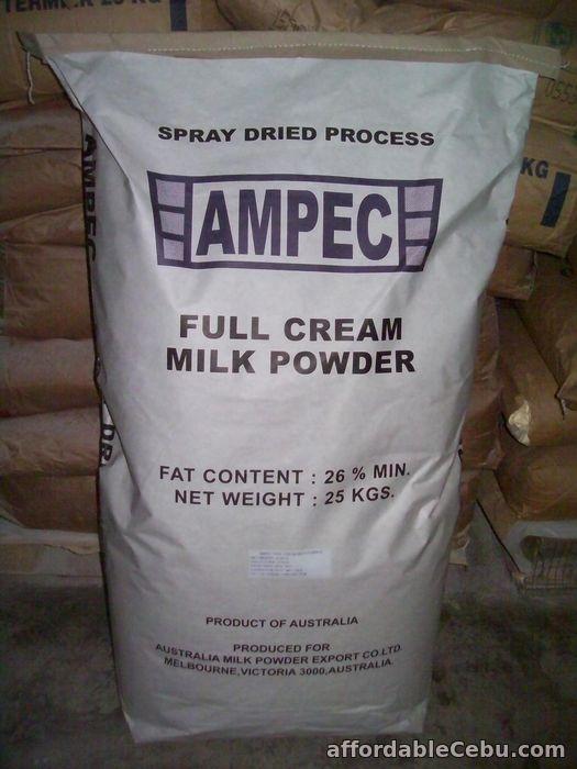 1st picture of Instant Full Cream Milk Powder Supply For Sale in Cebu, Philippines