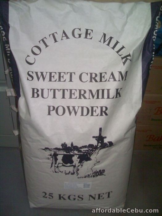 1st picture of Cottage ButterMilk Powder Supply For Sale in Cebu, Philippines