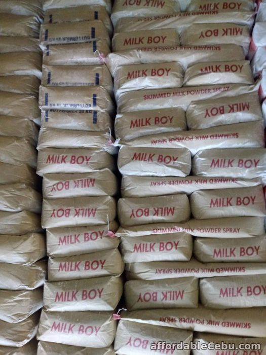 1st picture of MilkBoy Skimmed Milk Powder Supply For Sale in Cebu, Philippines
