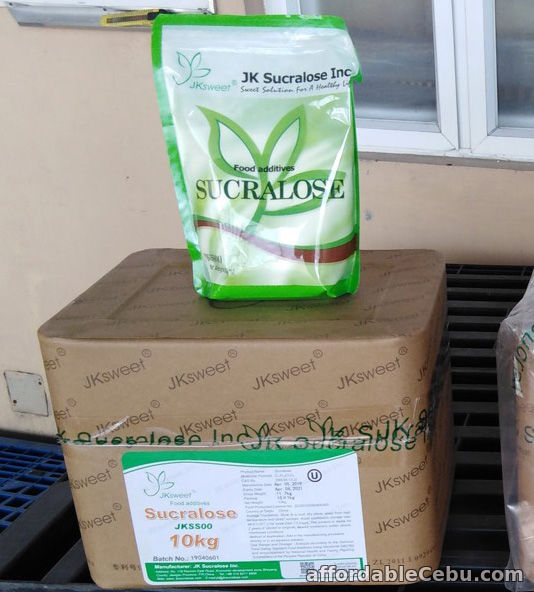 1st picture of Sucralose Supply For Sale in Cebu, Philippines