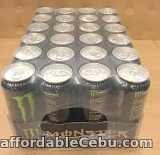 1st picture of Monster Energy Drink For Sale in Cebu, Philippines