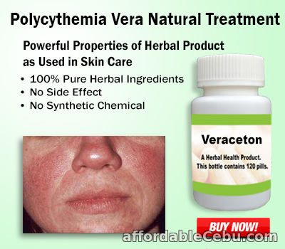 1st picture of Natural Treatment for Polycythemia Vera For Sale in Cebu, Philippines