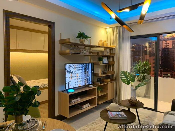 1st picture of GARDEN SUITE 2 BR AT BE RESIDENCES LAHUG FOR SALE CONDO For Sale in Cebu, Philippines