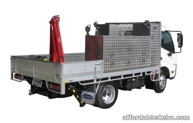 3rd picture of Custom Built Heavy Duty Aluminium Truck Bodies in Brisbane For Sale in Cebu, Philippines