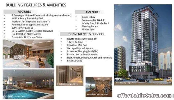 3rd picture of RUSH AND AFFORDABLE CONDO!!!! For Sale in Cebu, Philippines