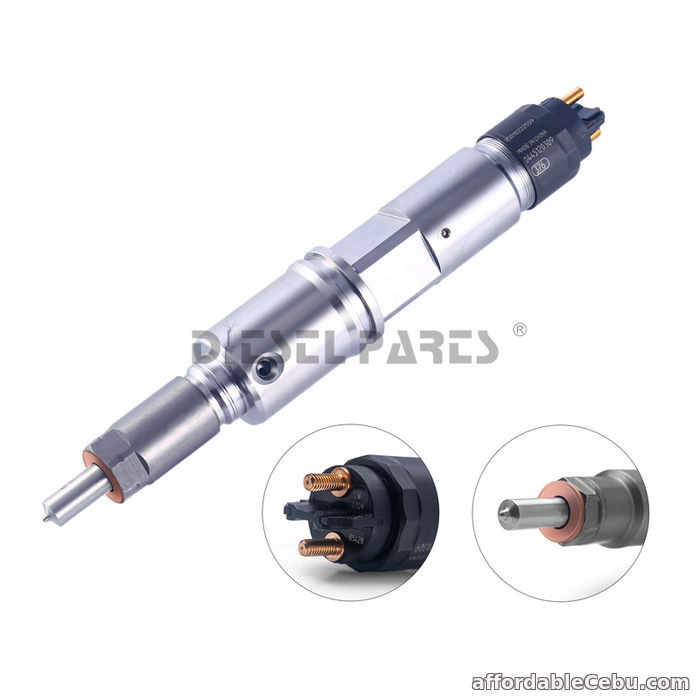 1st picture of Buy 0 445 120 212 common rail diesel fuel injector for Dongfeng Cummins ISBe For Sale in Cebu, Philippines