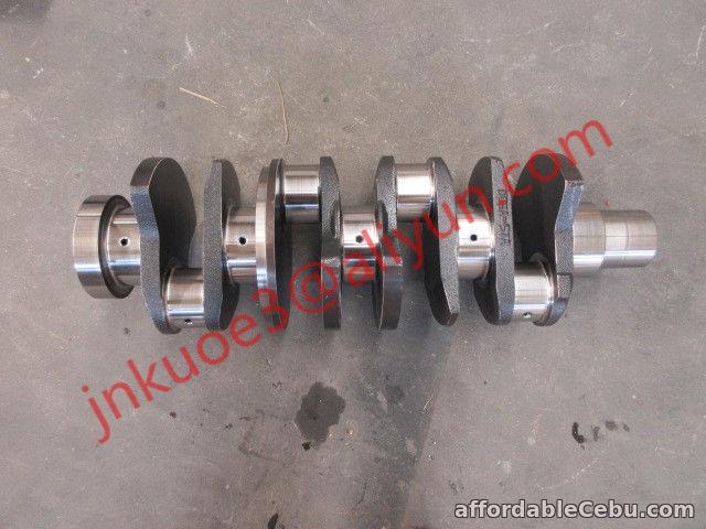 1st picture of D06A-101-51A+B  crankshaft  shangchai engine parts shanghai parts For Sale in Cebu, Philippines