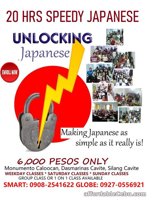 1st picture of Japanese Language Offer in Cebu, Philippines