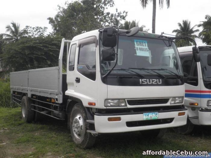 1st picture of Truck for rent For Rent in Cebu, Philippines