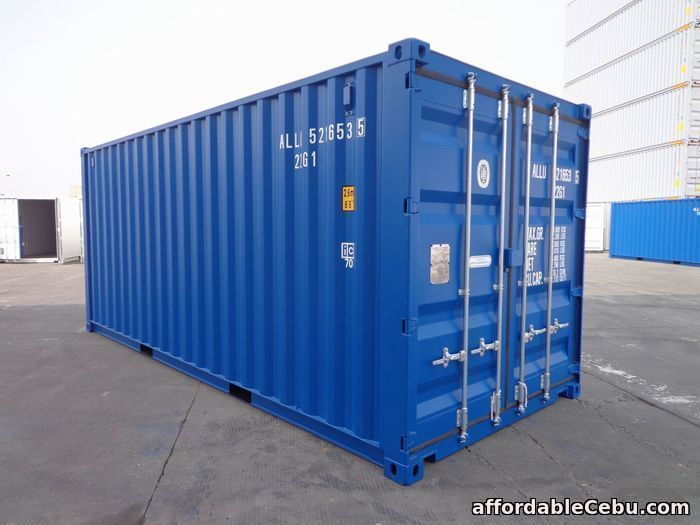 1st picture of Container Vans for sale For Sale in Cebu, Philippines