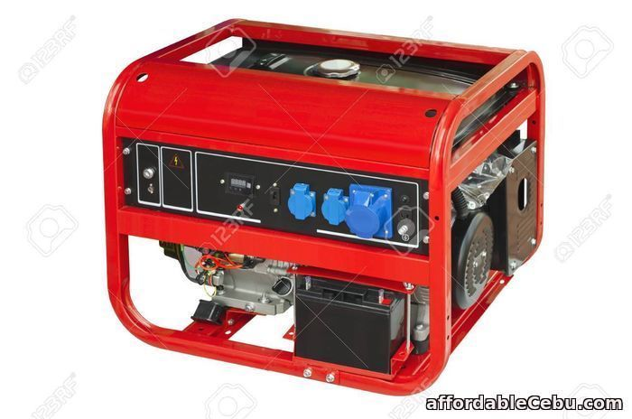 1st picture of Generator Service For Rent in Cebu, Philippines