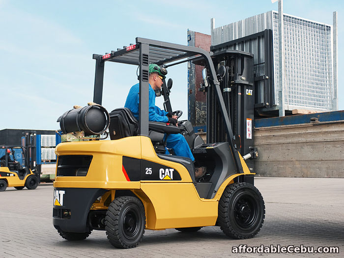 1st picture of Forklift for rent within Cebu For Rent in Cebu, Philippines